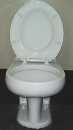 sitting toilet, western toilet, water closet