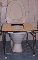 toilet squatting platform, Evaco squatting platform