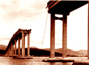 tasmania bridge, Derwent River, Hobart, Australia bridge