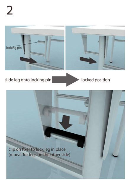 new squatting platform, step 2