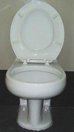 sitting toilets, water closet